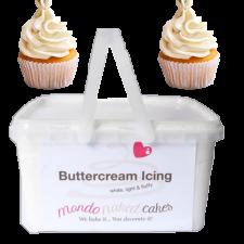 Buttercream - Mondo - White 2kg