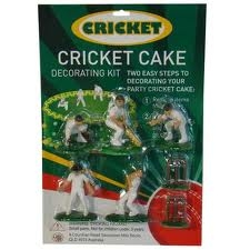 Cake Kit - Cricket