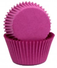 Muffin Cup - 650 - Dark Pink (100 Pk)