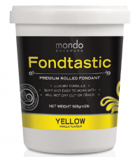 Fondtastic - Yellow 2LB