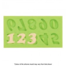 Silicone Mould - Number Set 1