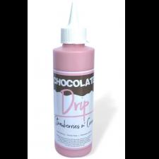 Chocolate Drip - 250G - Strawberries & Cream