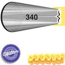 Tip - Ruffle Tip #340