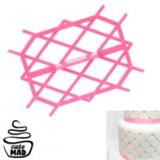 Cake Mad - Diamond Embosser