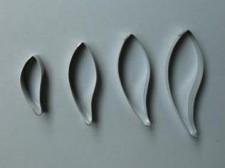Cutter - Gum Leaves Cutter (Set Of 4)