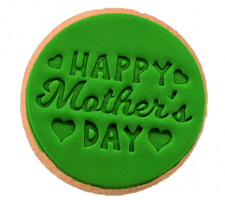 Cake Mad - Cookie Embosser - Mothers Day #13