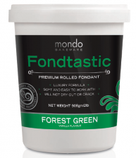 Fondtastic - Forest Green 2LB