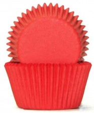 Muffin Cup - 650 - Red (100 Pk)