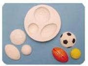 Mould - Sports Balls
