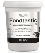 Fondtastic - Black 2LB