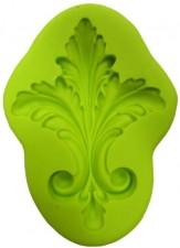 Mould - Green - Fleur De Lis