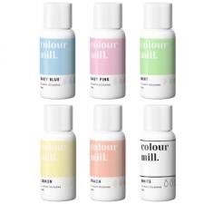 Colour Mill Set - Pastel