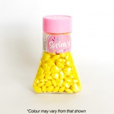 Sprink'd - Hearts - Yellow - 12mm - 110G