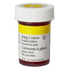 Paste - Wilton - 1Oz - Golden Yellow