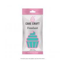 Fondant - Cakecraft - 250g Pure Teal