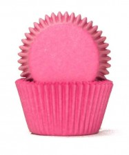 Muffin Cup - 408 - Lolly Pink (100 Pk)