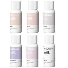 Colour Mill Set - Nude