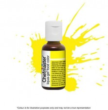 Paste - Chefmaster - Neon Yellow .70oz