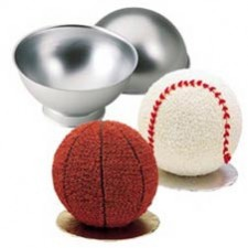 Tin - Sports Ball Pan
