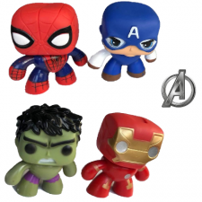 Figurines - Mini Avengers Set of 4
