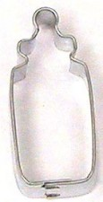 Cookie Cutter - ST - Mini Baby Bottle