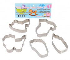 Cookie Cutter - ST - Baby Shower Set